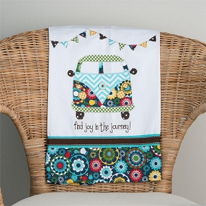 Joy In The Journey' Tea Towel
