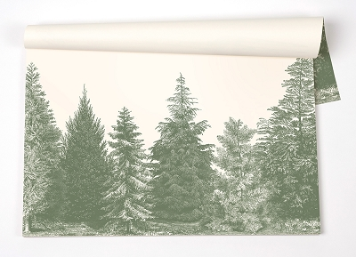 Evergreen Trees Placemats