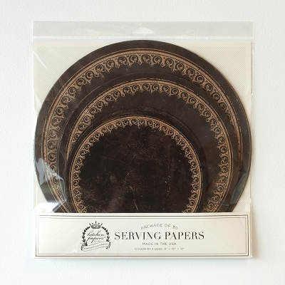Archival Round Serving Papers