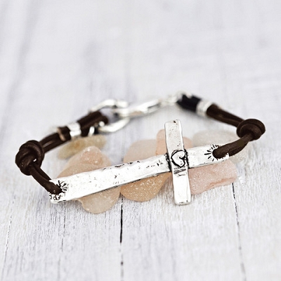 'Faith Runs Deep' Bracelet