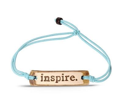 'Inspire' Ceramic Adjustable Bracelet