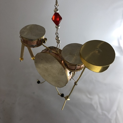 Drumset Ornament