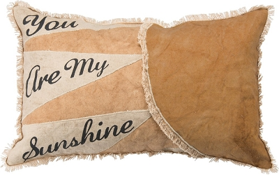 'My Sunshine' Pillow