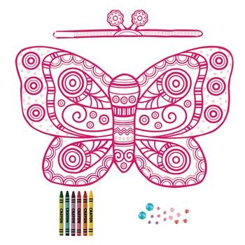 Butterfly Color Your Own Costume