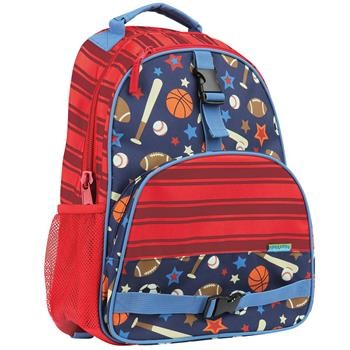 Red Sports Backpack