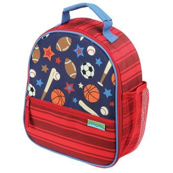 Red Sports Lunch Box