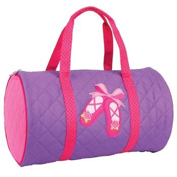 Quilted Duffle Ballet