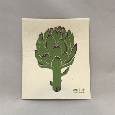 Artichoke Swedish Cloth