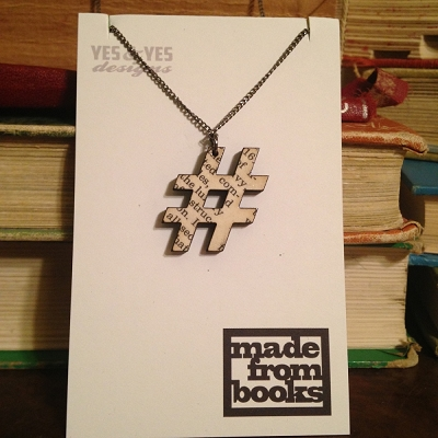 Text # Necklace