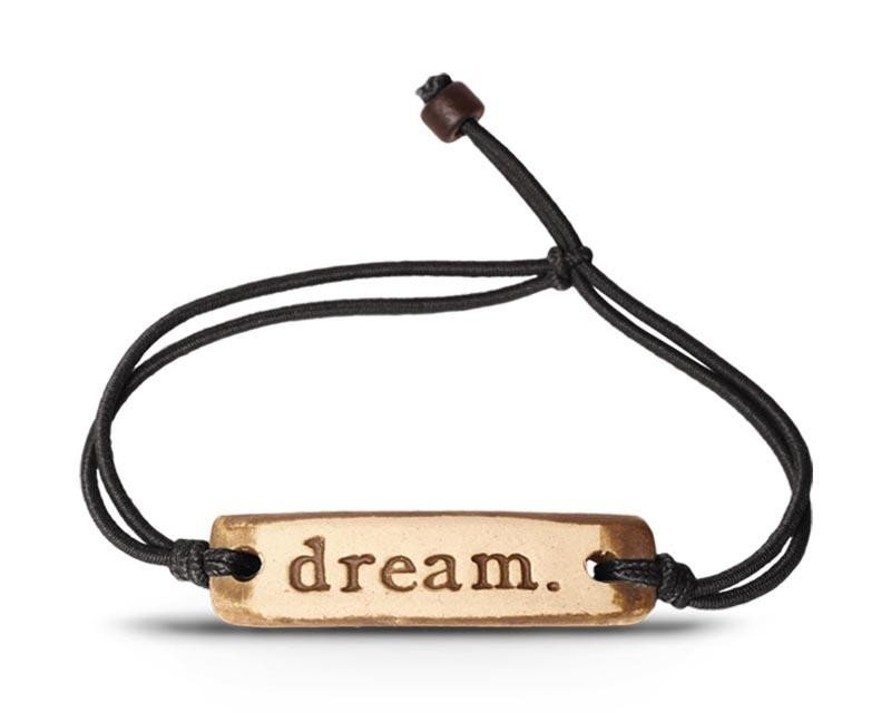 """Dream"" Adjustable Bracelet"
